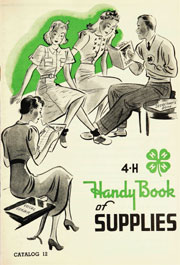 1939 Handy Book Cover